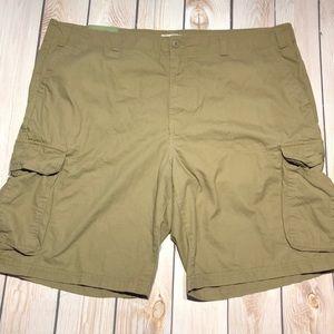 Goodfellow & Co men's Big & Tall cargo shorts